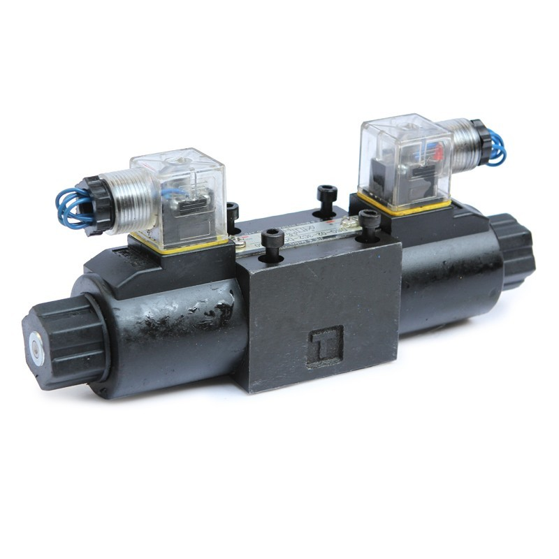 Dshg-04-3c2-Et-D24 Yuken Electro-Hydraulic Directional Valve Hydraulic Solenoid Control ...