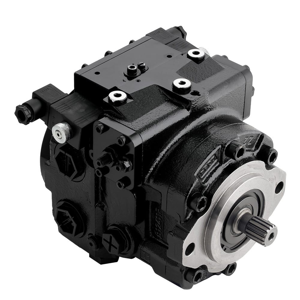 Parker 110A motors series of 110A/111A/112A/113A/115A/116A hydraulic orbit motor
