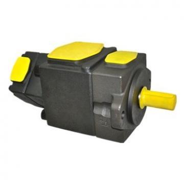 Yuken PV2R/YB-E HP hydraulic vane pumps
