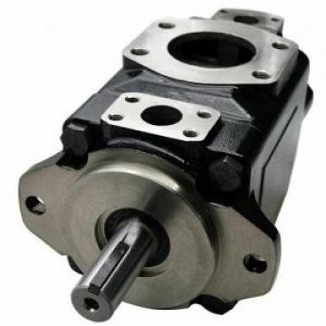 T6 Series Double Vane Pump (T6CC, DC, EC, ED)