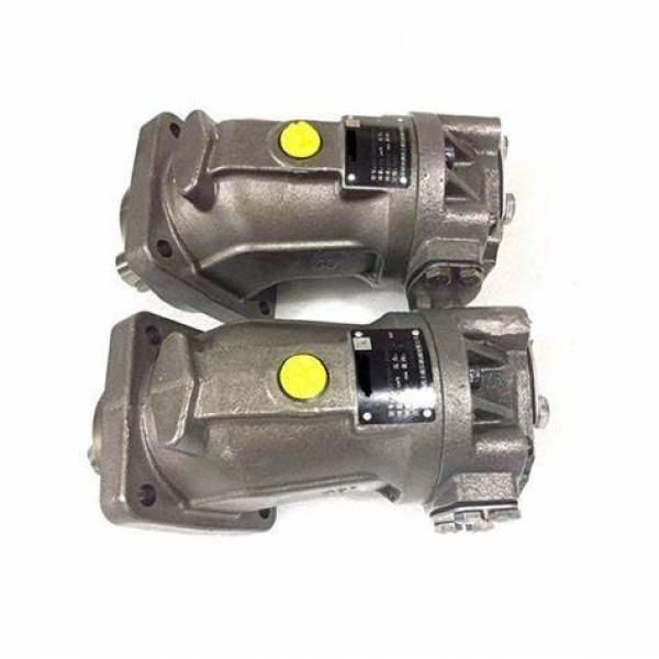 Hydraulic System Rexroth Piston Pump A4vso Series #1 image
