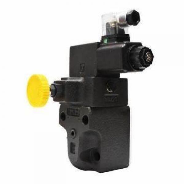Yuken Hydraulic Piston Pump PV2r1-23-F-Raa-43 #1 image