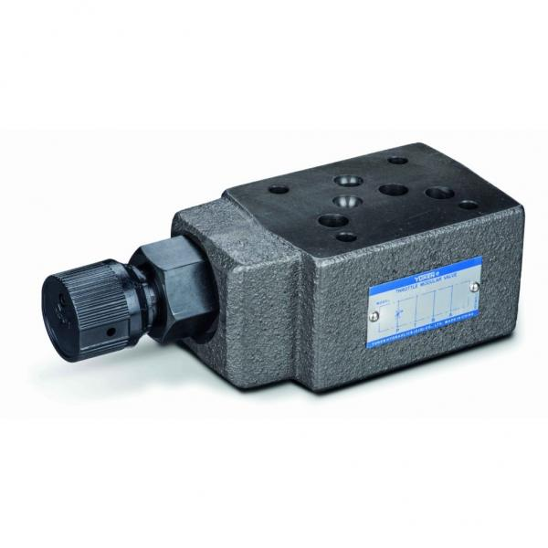 Yuken PV2r1-6/8/10/12/14/17/19/23/25/31-F-Raa-43 Hydraulic Vane Pump with Good Quality #1 image