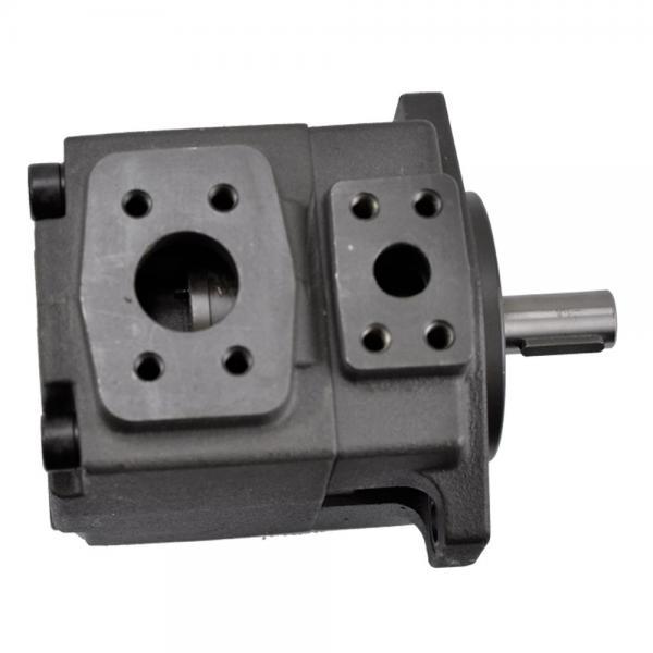 Yuken Hydraulic Piston Pump A56-L-R-06-Bc-S-K-D24-33 #1 image