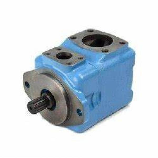Low Noise Yuken PV2r2 Hydraulic Rotary Vane Pump #1 image