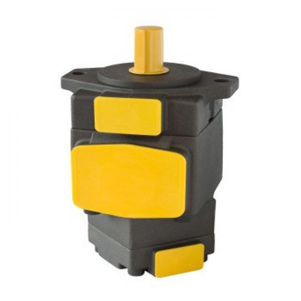 Yuken PV2r1 PV2r2 PV2r3 Hydraulic Vane Pump for Excavator Concrete Mixer Pump #1 image