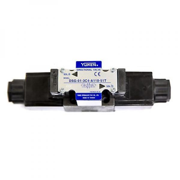 Dshg-04 Series Solenoid Controlled Pilot Operated Directional Valves #1 image