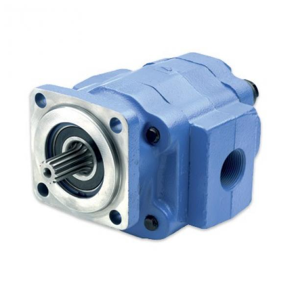 Eaton PVE of PVE12,PVE19,PVE21,PVE27,PVE35,PVE47,PVE62 straight axle variable displacement pump #1 image