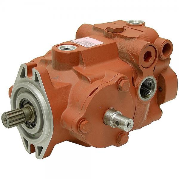 Eaton Vickers Hydraulic Vane Pump Compressor V20 and Motor #1 image