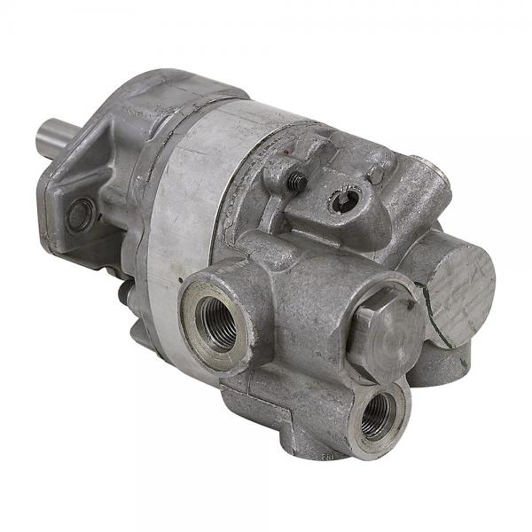 Parker replacement piston pump PV016R1K1T1NMMC hydraulic pump factory price in promotion #1 image