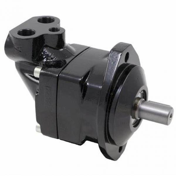Parker F11 Series Hydraulic Motor F11-019-Mu-Sn-S-000 #1 image