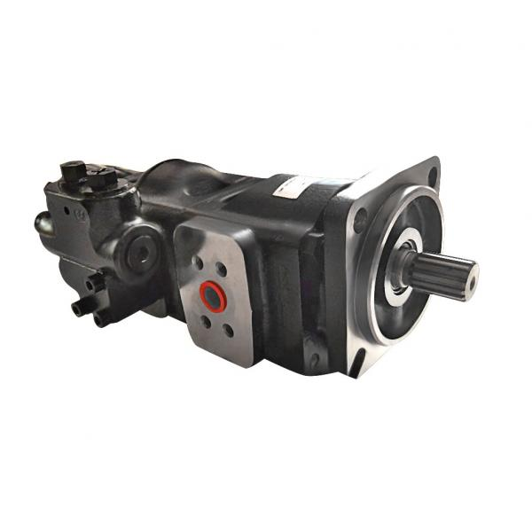 Parker F11 Series Hydraulic Motor F12-060-Ms-Sv-S-000-000-0 #1 image